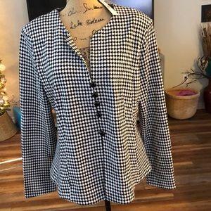 Alex Marie Teresa jacket SZ XL.  NWT